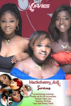 Black Cherry: Professional Make up & Skin Care