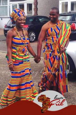 Kente Afrik: Making Your Occasion Memorable