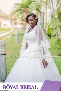 Royal Bridal: Couture Gowns & Accessories