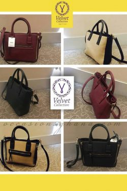 Velvet Collection: Look Classy & Elegant