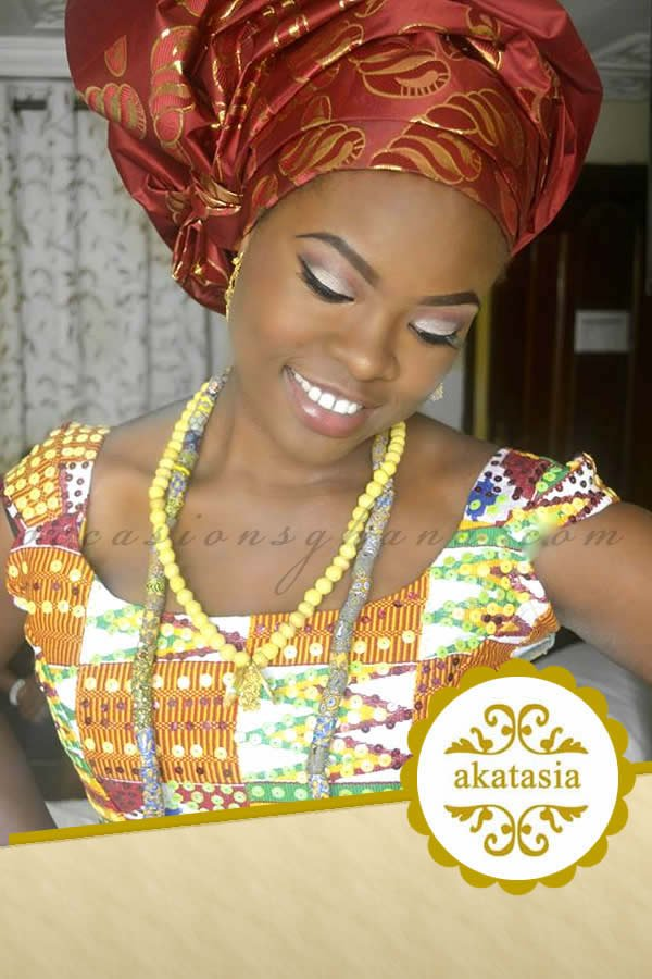 Akatasia Brides: A Touch Of Class