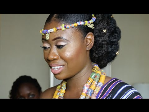 GHANA TRADITIONAL WEDDING 2016 | VANESSA AND FRANCIS | Toronto| Vlog – YouTube