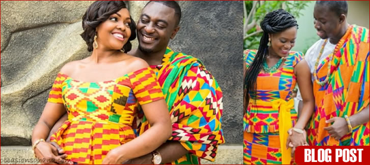 How Traditional Marriage Is Performed In Ghana