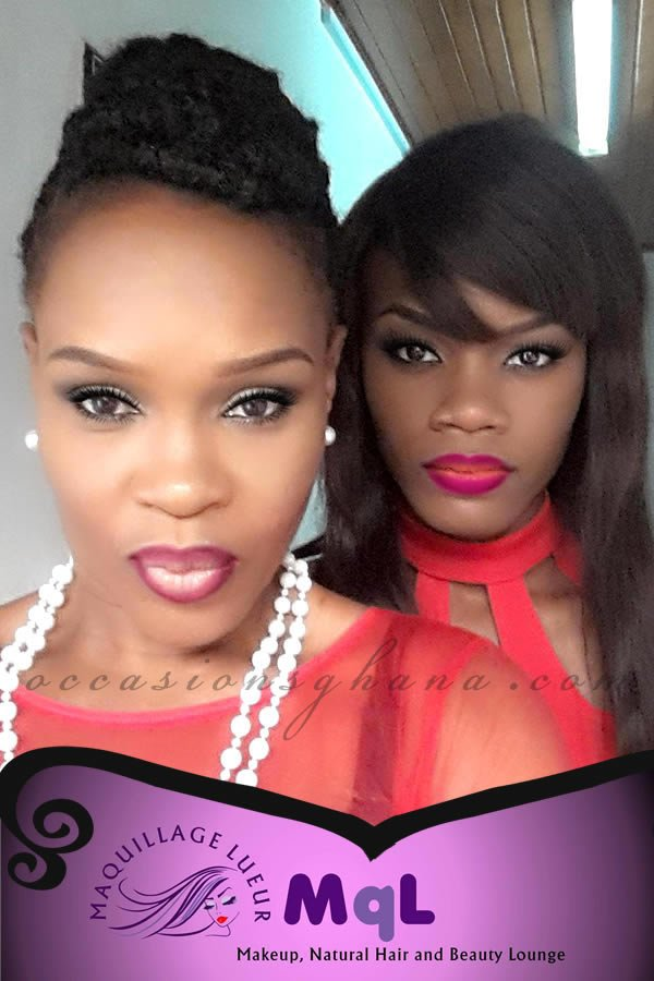 Maquillage lueur: Makeup, Natural Hair & Beauty Lounge