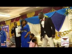 Agya Koo´s Wedding in London Part 2
