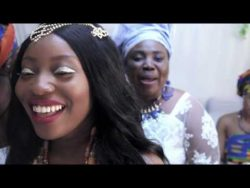 Daniel & Vivian Ghanaian traditional wedding highlight