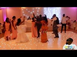 GHANAIAN WEDDING RECEPTION MR AND MRS DWAMENA 2016 @SAVIOLA4_GH – YouTube