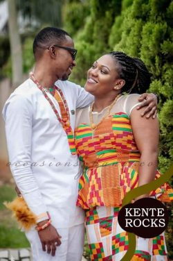 Kente Rocks: Elegant & Gorgeous Kente Designs