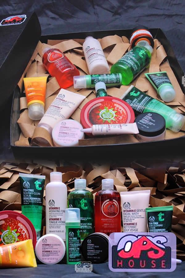 Ops house ventures: Natural products for Natural beauty