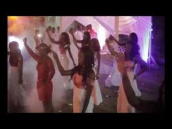 Best Ghana wedding dance