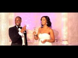 Justice & Sharonnita Beautiful Ghanaian Wedding Reception