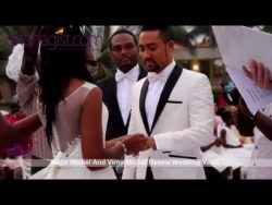 Majid Michel and wife Virna Michel renew wedding vows | GhanaGist.com Video