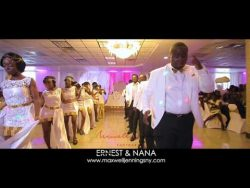 The Princess Bride Ernest & Nana (WEDDING HIGHLIGHTS)