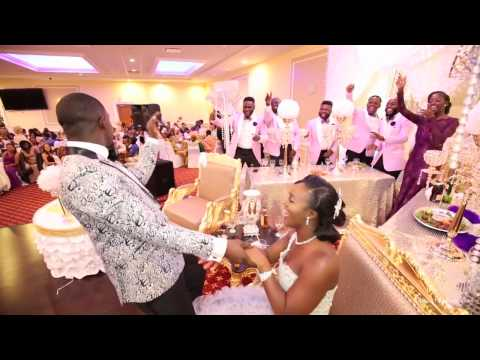 Our Story – The Ananes Ghanaian Traditional Wedding Ceremony and Reception