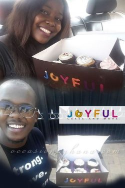 Joyful cakes: Happiness In Each Bite