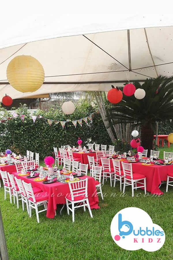Bubbles kIdz: The Theme Party Experts