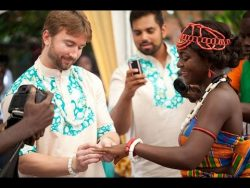 Jackie & Murphy Traditional African Wedding – OccasionsTv.com