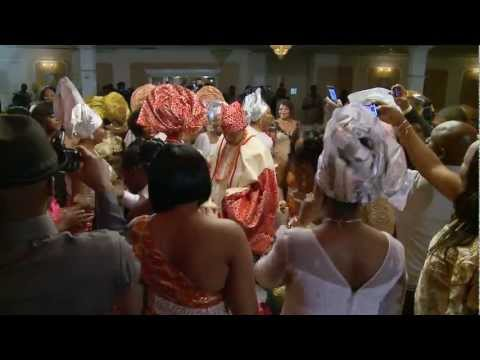 Best African Wedding Entrance Dance Ever With Nigerian Occasionstv
