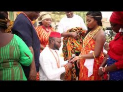 Ewurasi + Nnamdi , Traditional Marriage Ceremony , POSSIBLE-IMAGE, GHANA – OccasionsTV.com