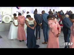 Ronald & Sandile's Wedding Dance – OccasionsTV.com