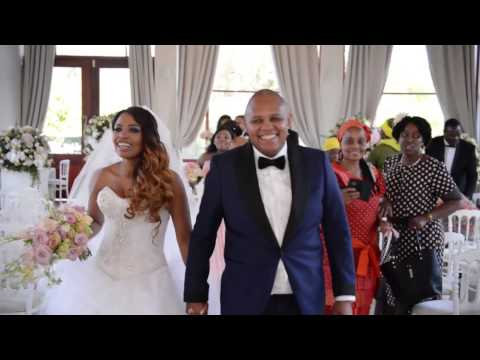SOUTH AFRICAN WEDDING (MALCOLM & JESSICA) – OccasionsTV.com