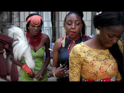 Traditional wedding- Dancing Bride greets guest – OccasionsTV.com