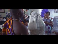 Andre & Becky Ghanaian traditional wedding in German – OccasionsTV.com