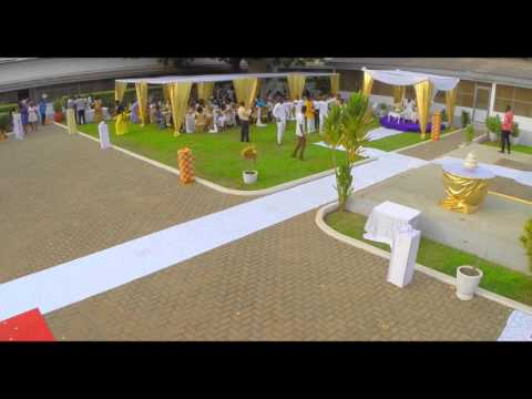David & Beulah Ghana weddings – OccasionsTV.com