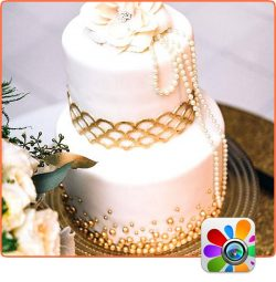 Wedding Cakes ~Beaded – Occasions Gallery.1