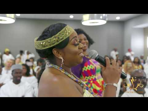 Dr and Mrs Eduafo's Traditional Engagment – OccasionsTV.com