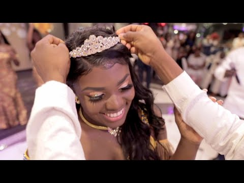Beautiful Ghanaian Wedding ~ ISAAC & EVELYN – OccasionsTV.com