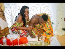 NANA & NATHANIEL'S TRADITIONAL GHANAIAN WEDDING – OccasionsTV.com