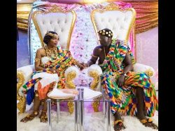 A ROYAL WEDDING ( NANA AKUA & NATHAN) – OccasionsTv.com