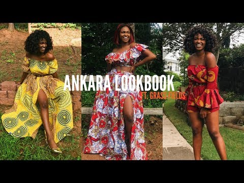 AFRICAN PRINT LOOKBOOK: HOW TO STYLE ANKARA OUTFITS | Kiitana 2017 – OccasionsTv.com