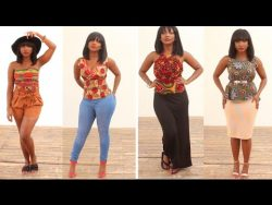 African Print Lookbook – OccasionsTv.com