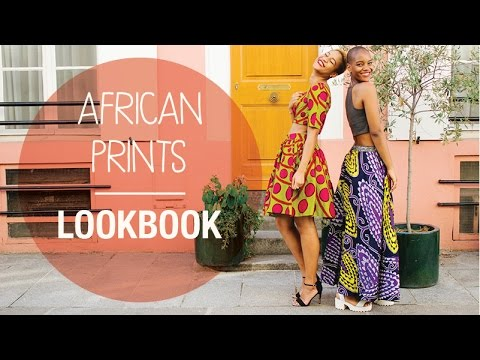 African Prints Lookbook Meet my sister!!! – OccasionsTv.com