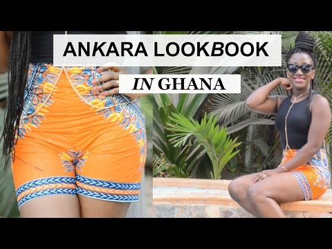 ANKARA LOOKBOOK || AFRICANPRINT LOOKBOOK- OccasionsTv.com