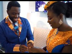 Aseye & Nana | Ghana Traditional Wedding 2020