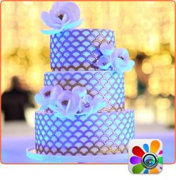Wedding Cakes ~Floral – Occasions Gallery.2