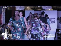 Stunning Plus-size Fashion Week Africa – OccasionsTv.com
