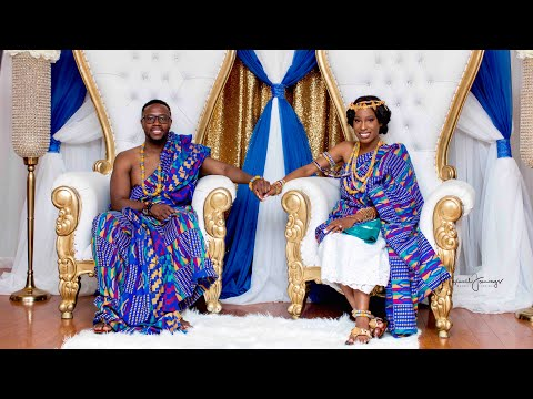 A Beautiful Ghanaian Marriage in Atlanta – OccasionsTV.com